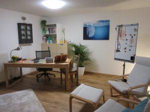 Heilpraktiker Overath für Psychotherapie und Homöopathie - Praxisräume
